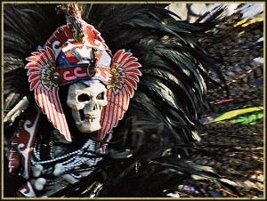 Shaman from LA Day of the Dead website