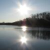 Lake Starbust Sun