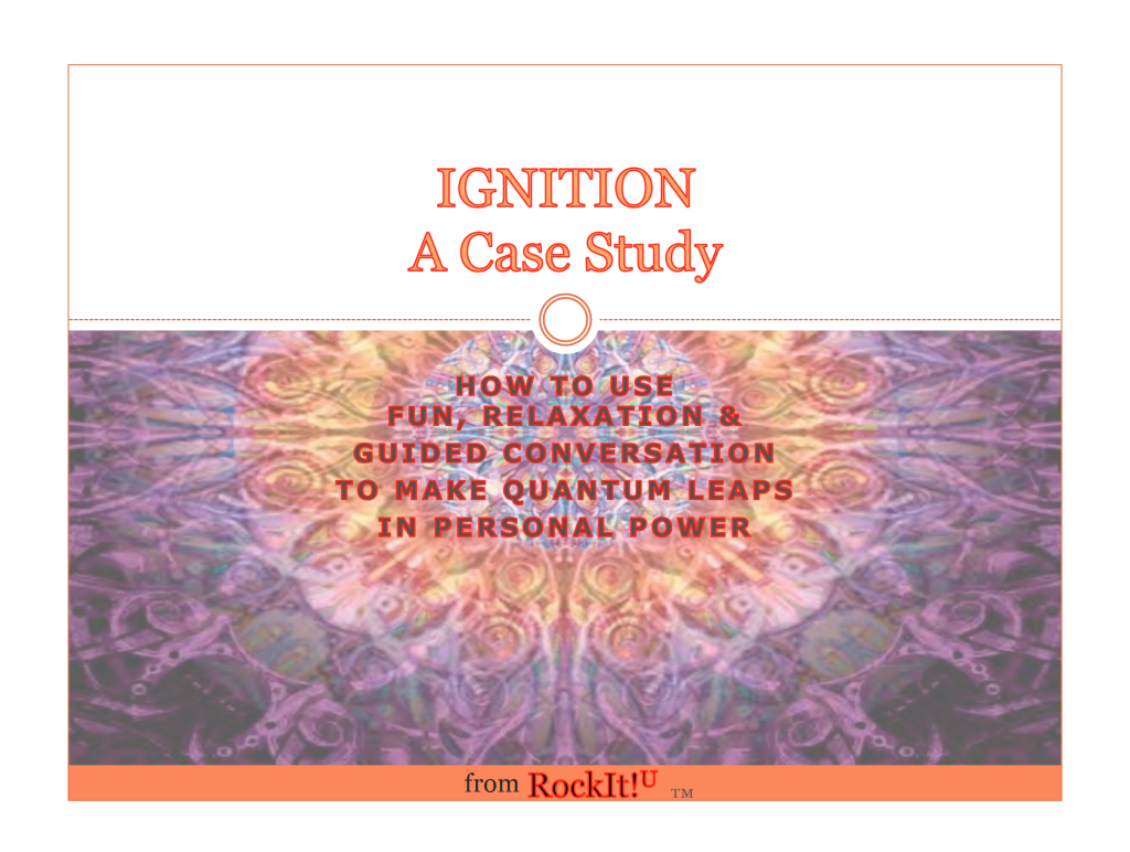 IGNITION Case Study cover art